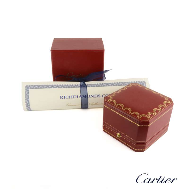 Cartier Diamond Dress Ring